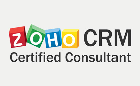 Soft Skills named Zoho CRM Certified Consultants