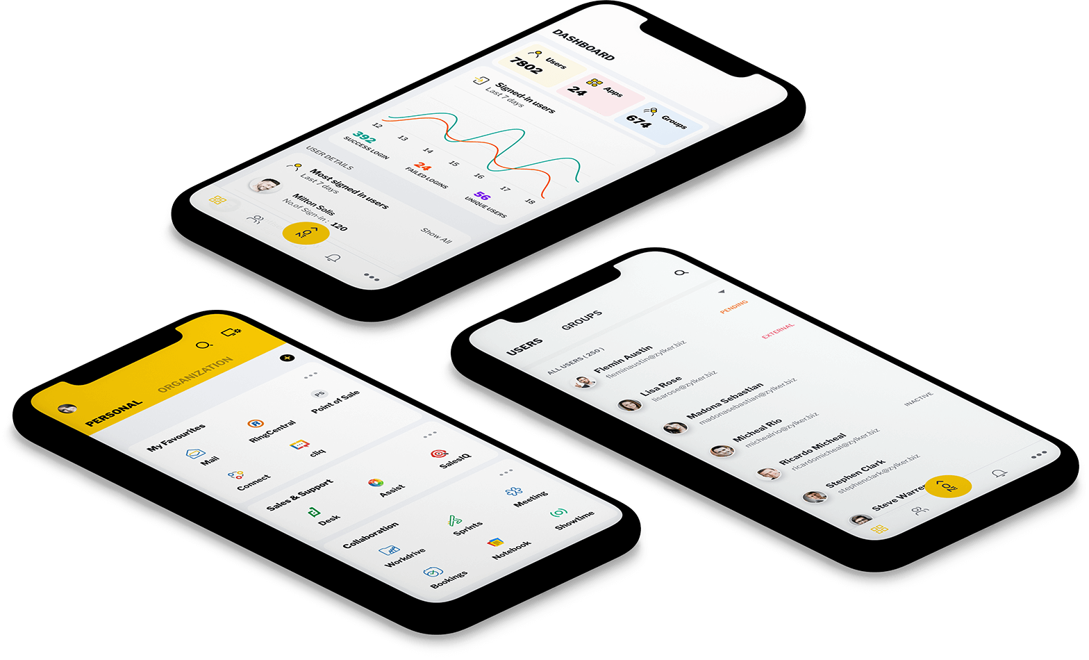 Zoho One Onboarding can help with Zoho Apps